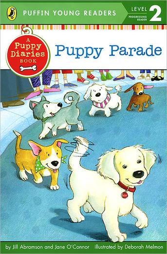 Puppe Parade: Level 2: Progressing Reader