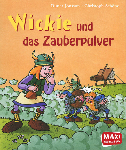 Jonsson, Wickie Zauberpulver