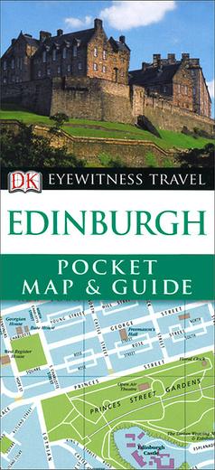 Edinburgh: Pocket Map and Guide