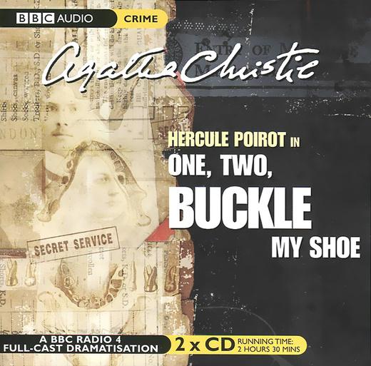 One, Two, Buckle My Shoe (аудиокнига на 2 CD)