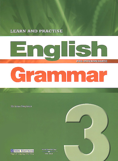 Learn and Practise English Grammar 3: Student's Book