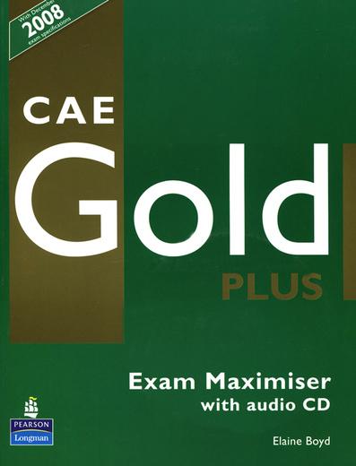 Cae Gold Plus: Exam Maximiser (+ CD)