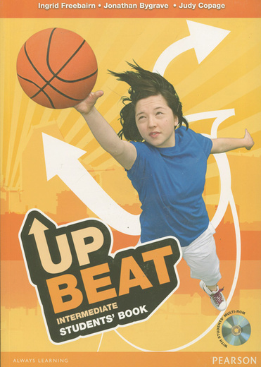 Upbeat: Intermediate: Students' Book (+ CD-ROM)