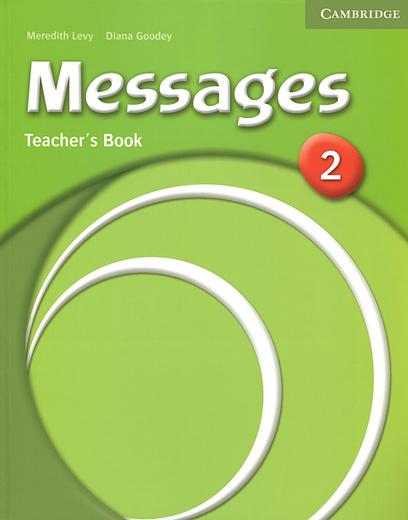 Messages 2: Teacher's Book
