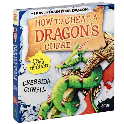 How to Cheat a Dragon's Curse (аудиокнига на 3 CD)