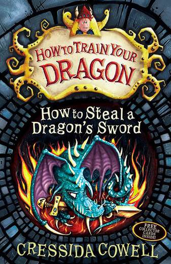 How to Steal a Dragon's Sword (+ Free Collector Cards Inside)