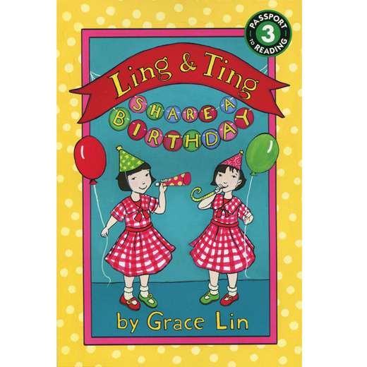 Ling & Ting Share a Birthday: Level 3