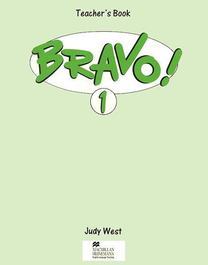 Bravo! 1: Teachers' Book