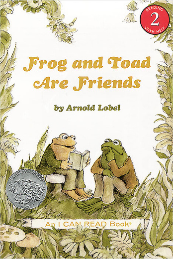Frog and Toad Are Friends: Reading 2 (+ CD)