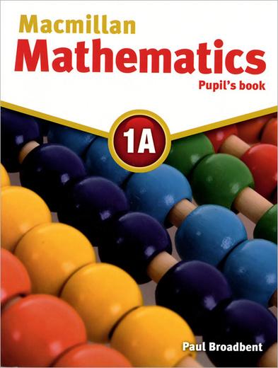 Macmillan Mathematics: Level 1A: Pupil's Book Pack (+ CD)