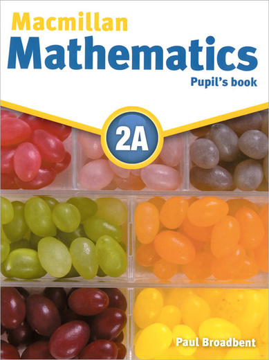 Macmillan Mathematics: Level 2A: Pupil's Book Pack (+ CD)