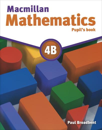 Macmillan Mathematics 4B: Pupil's Book