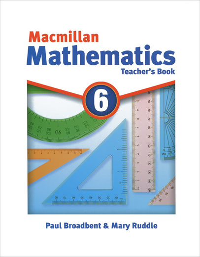 Macmillan Mathematics 3: Teacher's Book