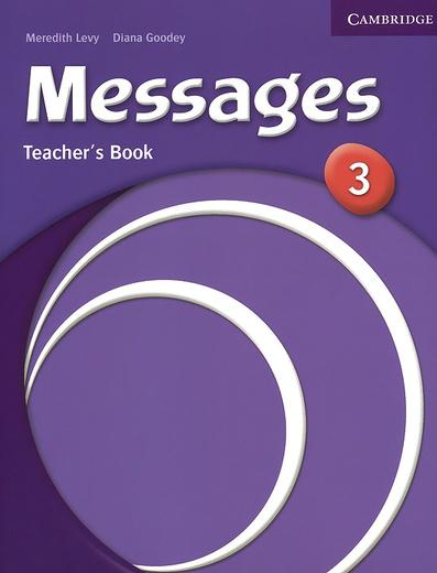 Messages 3: Teacher's Book