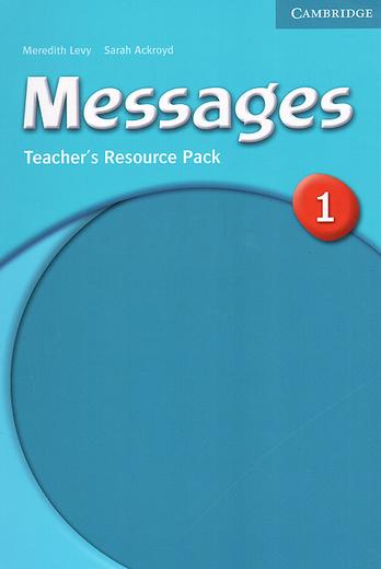 Messages 1: Teacher's Resource Pack