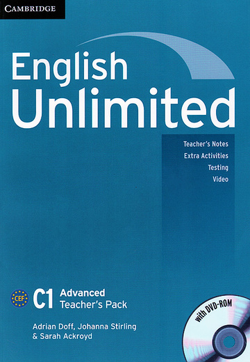 English Unlimited: Advanced: Teacher's Pack (+ DVD-ROM)