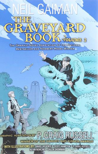The Graveyard Book: Volume 2