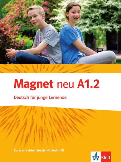 Magnet NEU A1.2: Deutsch fur junge Lernende (+ CD)