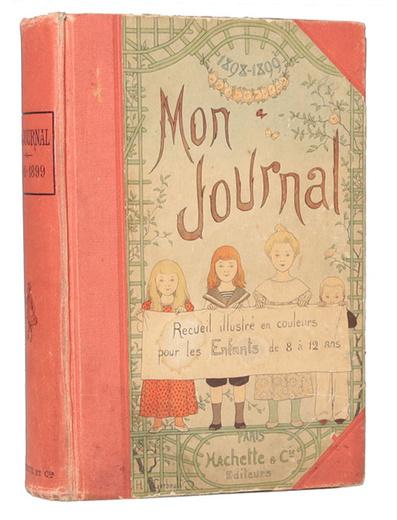 Mon Journal. Recueil hebdomadaire pour les enfants. Annee 1898 - 1899
