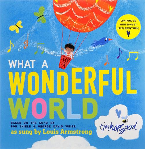 What a Wonderful World (+ CD)