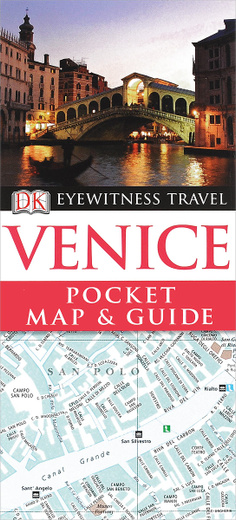 Venice: Pocket Map And Guide