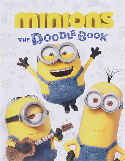 Minions: The Doodle Book