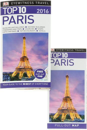 Top 10: Paris (+ карта)