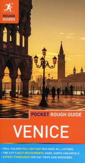 Venice: Pocket Rough Guide (+ карта)