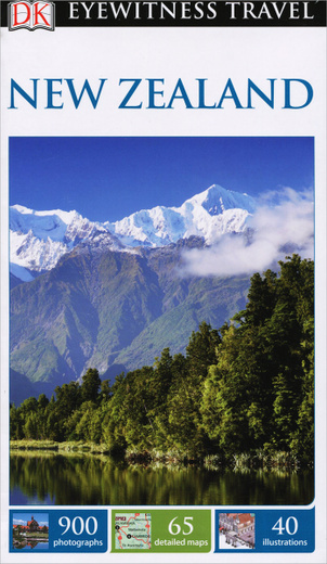 Eyewitness Travel: New Zealand
