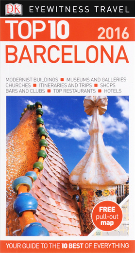 Barcelona: Top 10 (+ карта)