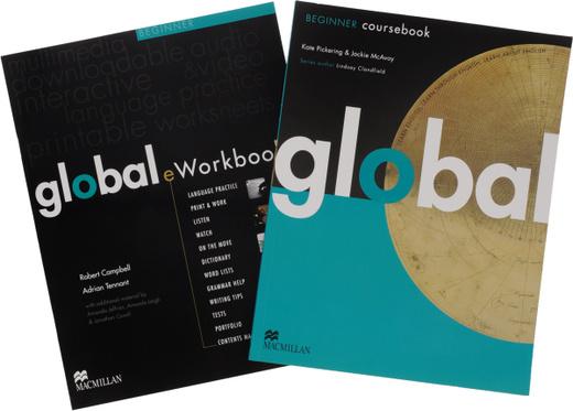 Global Beginner Coursebook +eWorkbook Pack