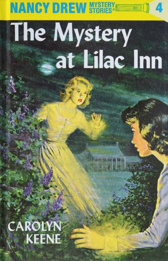 Nancy Drew 4: The Mystery at Lilac Inn