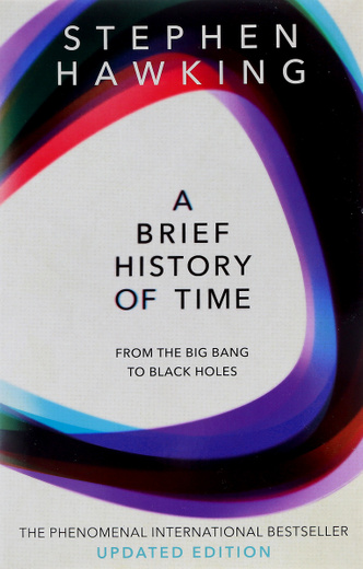 book report on a brief history of time