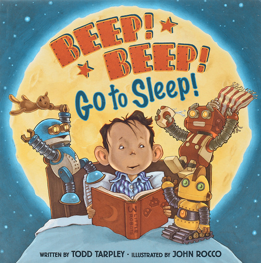Beep! Beep! Go to Sleep!