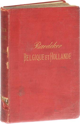 Belgique et Hollande. Manuel du voyageur