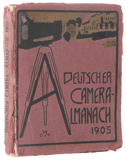 Deutscher Camera-Almanach, 1905
