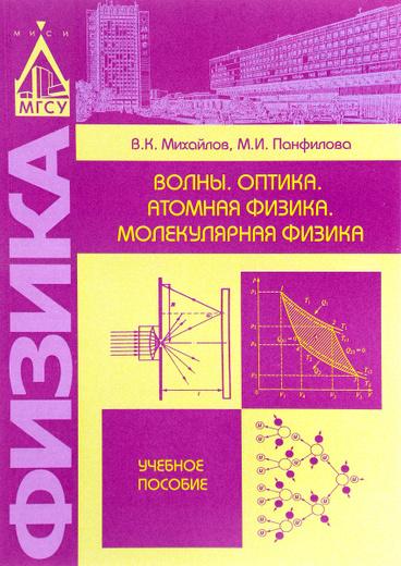 Волны. Оптика. Атомная физика. Молекулярная физика. Учебное пособие