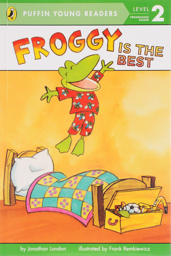Froggy Is the Best: Level 2