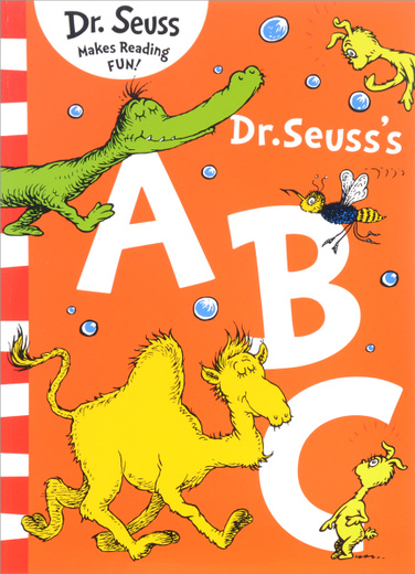 Dr. Seuss's ABC: Blue Back Book