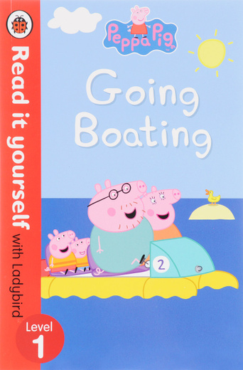 Peppa Pig: Going Boating: Level 1