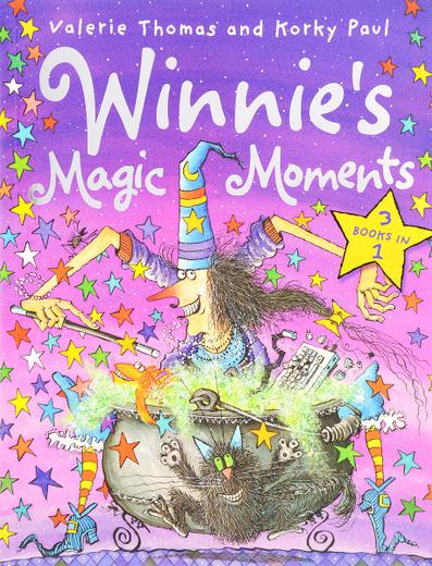 Winnie's Magic Moments