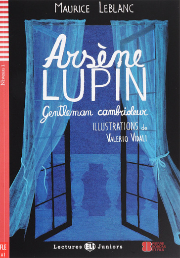 Arsene Lupin: Gentleman Cambrioleur: Niveau 1 (+ CD-ROM)