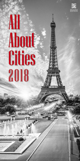 Календарь 2018. All About Cities