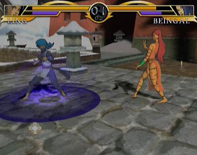 Legend of the Dragon (Wii) Neko Entertainment