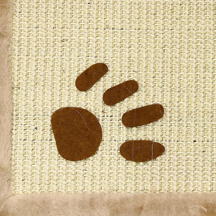 Коврик-когтеточка для кошек