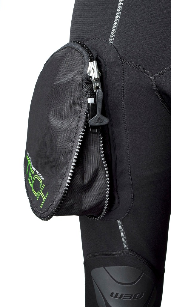 Карман для гидрокостюмов Waterproof