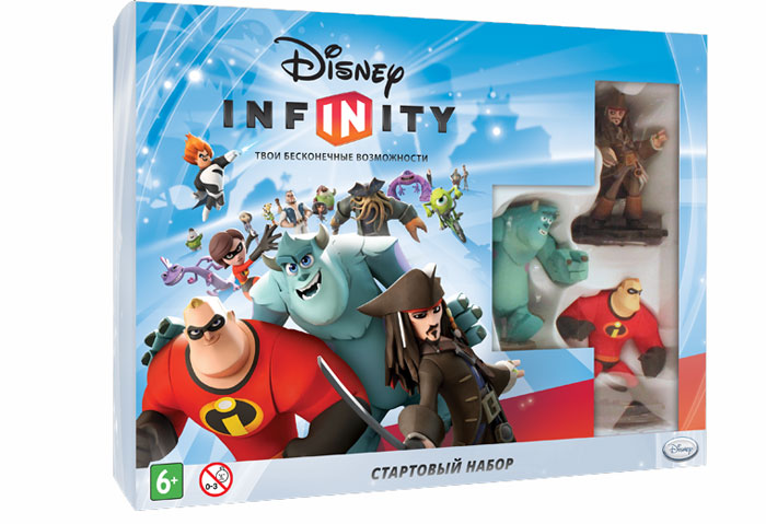 Disney Infinity. Стартовый набор (PS3) Avalanche Software