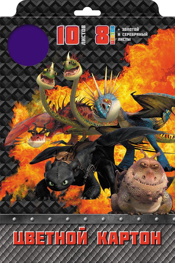 Набор цветного картона Action!: Dragons позволит создавать всевозможные аппликации и поделки. Набор включает 20 листов одностороннего цветного картона формата А4. Цвета: желтый, красный, коричневый, синий, серебристый, белый, черный, зеленый, оранжевый, золотистый. Создание поделок из цветного картона позволяет ребенку развивать творческие способности, кроме того, это увлекательный досуг. Набор упакован в картонную папку с изображением Strawberry Shortcake.