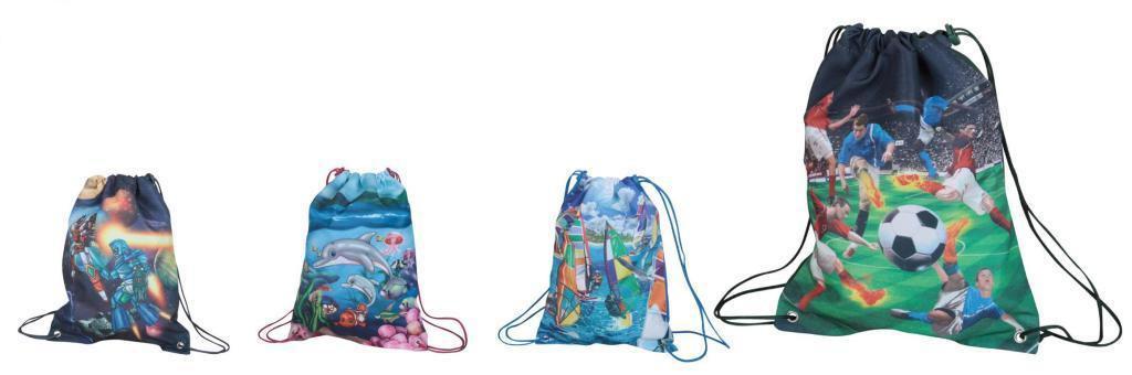 Сумку для сменной обуви Tiger Family Футбол удобно использовать как для хранения, так и для переноски сменной обуви. Она выполнена из прочного полиэстера и затягивается сверху текстильными шнурками. Лицевая сторона оформлена ярким рисунком. Плотный материал обеспечит надежность и долговечность сумки. Шнурки фиксируются в нижней части сумки, благодаря чему ее можно носить за спиной как рюкзак.
