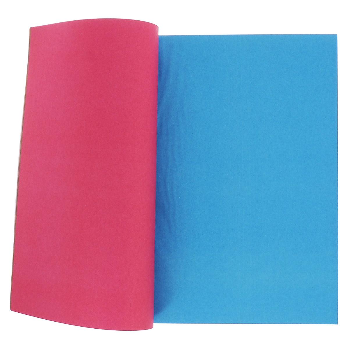 Набор цветной бумаги и цветного картона Бриз позволит вашему малышу раскрыть свой творческий потенциал.Набор содержит 10 листов цветного картона 10 разных цветов и 16 листов цветной бумаги 16 разных цветов. Цветная бумага двухсторонняя, цветной картон односторонний.Создание поделок из цветной бумаги и картона - это увлекательнейший процесс, способствующий развитию у ребенка фантазии и творческого мышления.Набор не содержит каких-либо инструкций - ребенок может дать волю своей фантазии и создавать собственные шедевры! Набор прекрасно подойдет для рисования, создания аппликаций, оригами, изготовления поделок из картона и бумаги. Порадуйте своего малыша таким замечательным подарком!